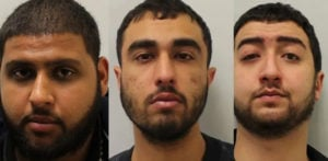 Three Men jailed for Killing Bouncer at Exclusive New Year's Party f