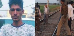 TikTok Video Maker dies of Electric Shock on Indian Railway