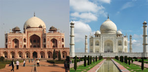 Top 5 Forms of Mughal Architecture f