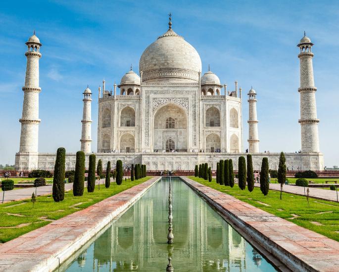Top 5 Forms of Mughal Architecture - taj mahal
