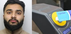 Two Men made £56k selling Illegal Oyster Cards on Social Media