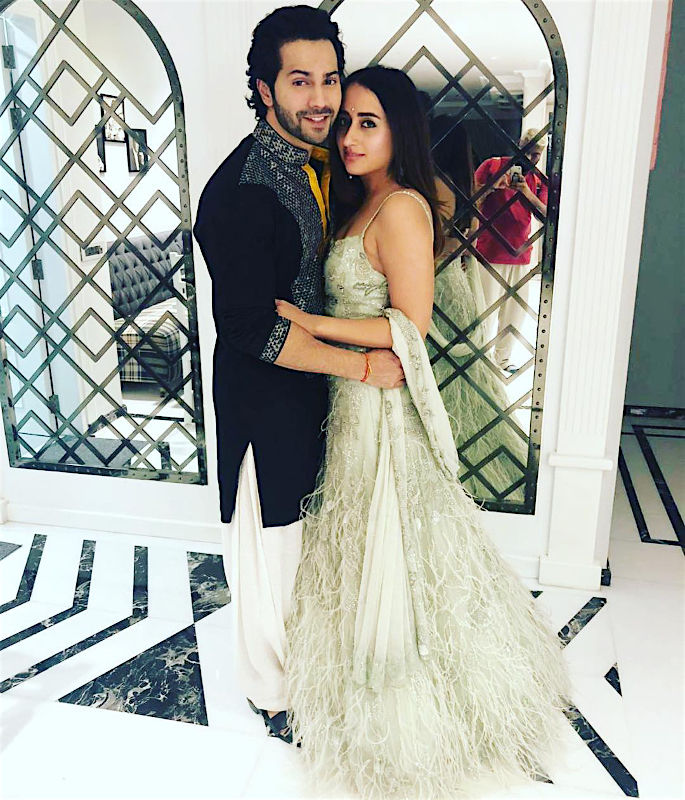 Varun Dhawan & Natasha Wedding facing Problems? - couple
