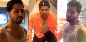 Varun Dhawan turns Rapper with Important COVID-19 Message f