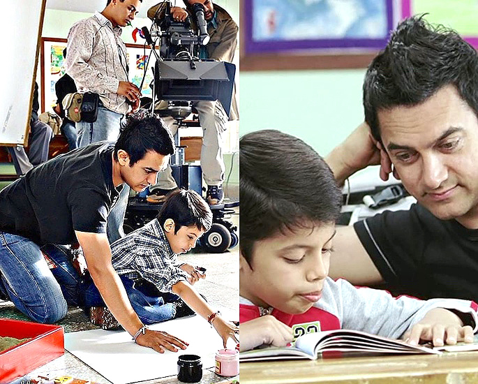 Which famous Bollywood Actors Directed Themselves? - Aamir Khan