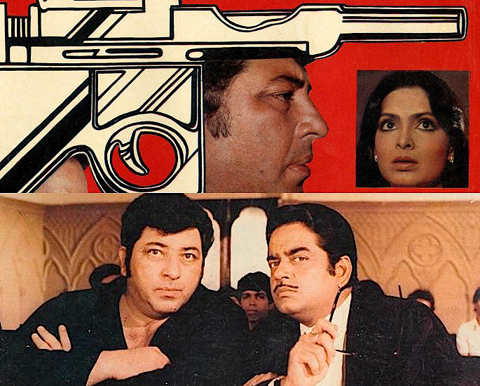 Which famous Bollywood Actors Directed Themselves? - Amjad Khan 1