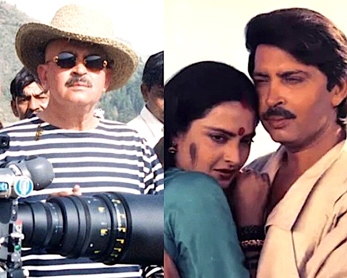 Which famous Bollywood Actors Directed Themselves? - Rakesh Roshan 1