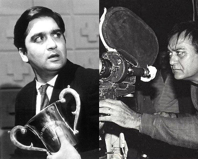 Which famous Bollywood Actors Directed Themselves? - Guru Dutt