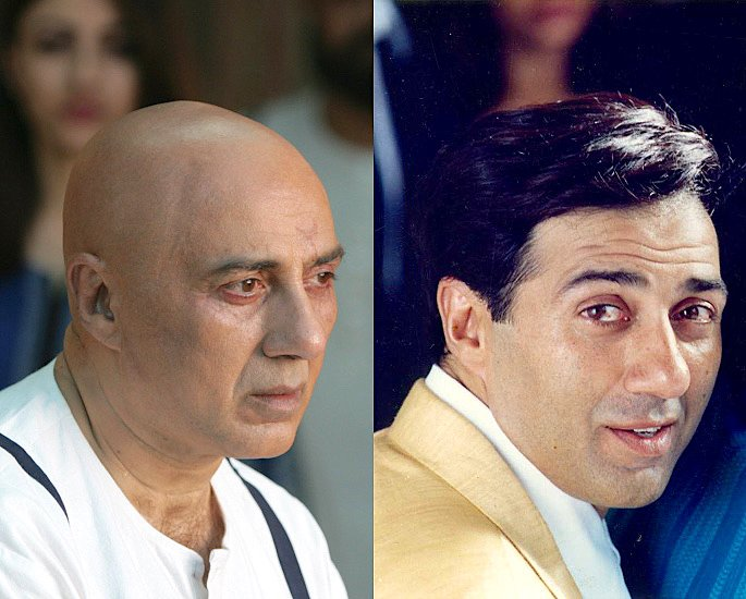 Which famous Bollywood Actors Directed Themselves? Sunny Deol