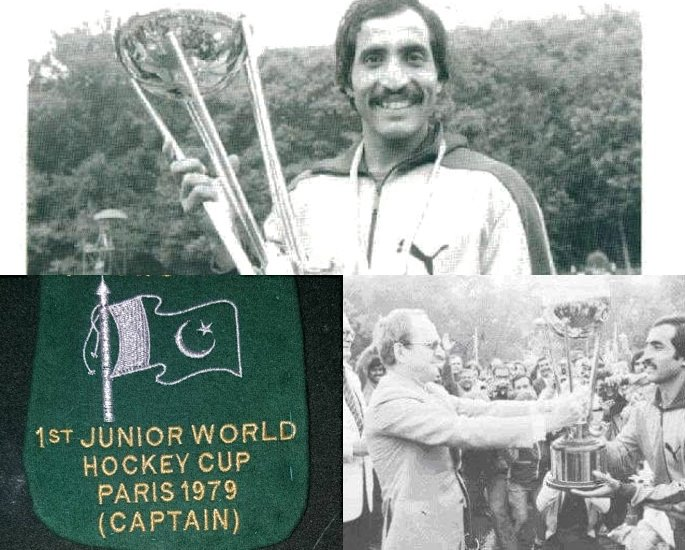 Who has the Most Hockey Gold Medals for Pakistan? - IA 4