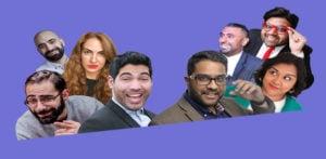 अरब बनाम आसियान के लिए टिकट जीतना: स्टैंड-अप कॉमेडी टूर 2020 - एफ