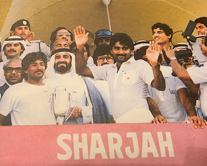10 India vs Pakistan Cricket Thrillers to Watch - Javed Miandad