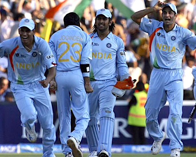 10 India vs Pakistan Cricket Thrillers to Watch - Joginder Sharma