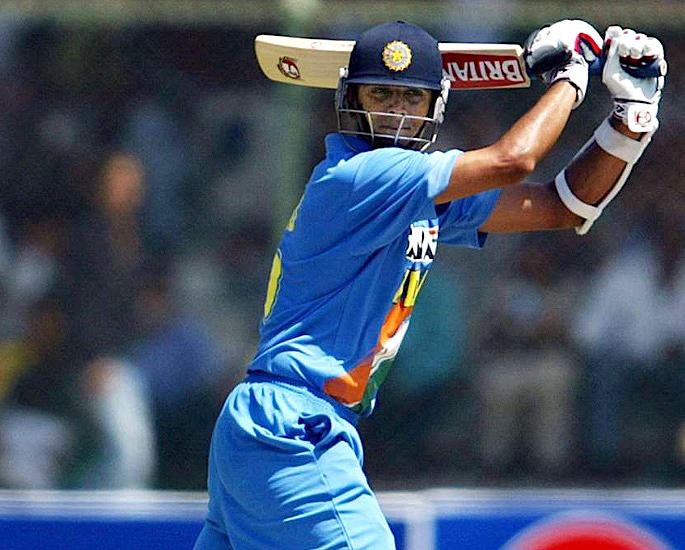 10 India vs Pakistan Cricket Thrillers to Watch - Rahul Dravid.jpg