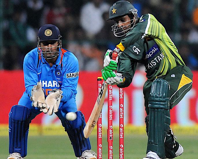10 India vs Pakistan Cricket Thrillers to Watch - Shoaib Malik