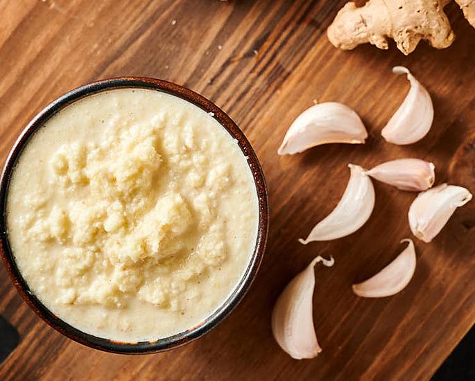 भारतीय खाद्य के लिए 10 शीर्ष पाक कला युक्तियाँ - पेस्ट