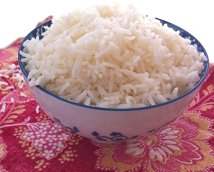 भारतीय खाद्य के लिए 10 शीर्ष पाक कला युक्तियाँ - चावल