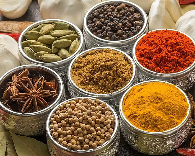 10 Top Cooking Tips for Indian Food - spices