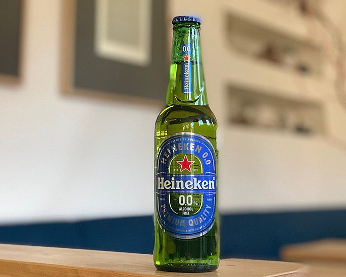 15 Best Alcohol-Free Beers to Enjoy - heineken