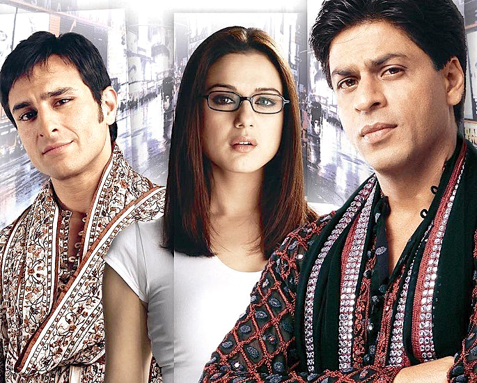 15 Indian Family Movies to Watch during Lockdown - Kal Ho Na Ho