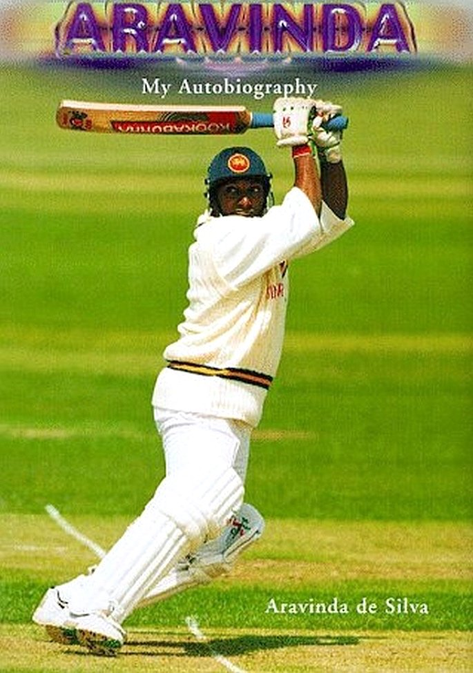 16 Sports Autobiographies that Inspire you to Succeed - Aravinda de Silva