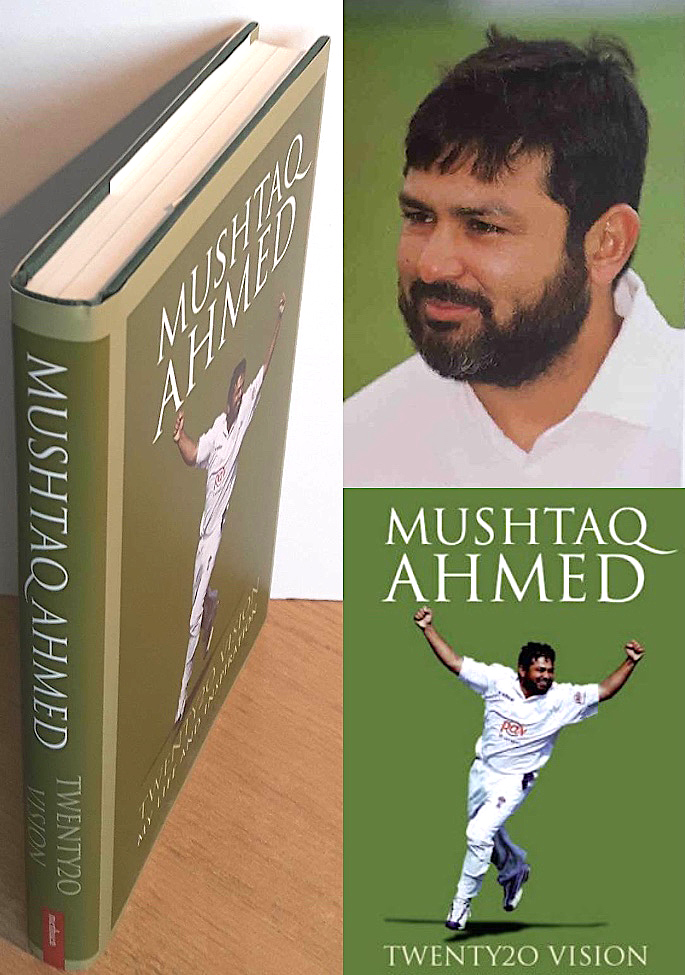 16 Sports Autobiographies that Inspire you to Succeed - Mushtaq Ahmed
