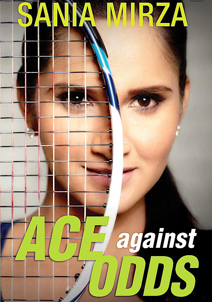 16 Sports Autobiographies that Inspire you to Succeed - Sania Mirza