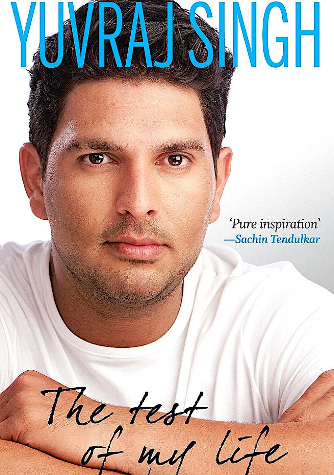 16 Sports Autobiographies that Inspire you to Succeed - Yuvraj Singh 1