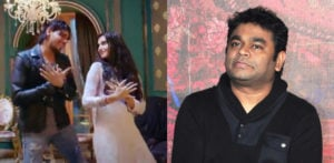 AR Rahman not Happy with 'Masakali' Song Remake? f