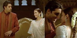 Abhishek Bachchan reveals 'Continuity Error' in 'Tere Bina'