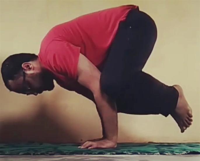 अनुभव कुमार का अविश्वसनीय वजन घटाने परिवर्तन - व्यायाम
