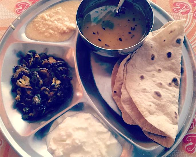 अनुभव कुमार का अविश्वसनीय वज़न घटाने का परिवर्तन - भोजन