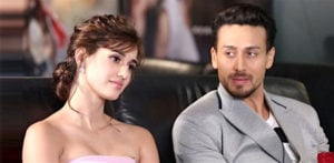 Are Disha Patani & Tiger Shroff Living Together? f