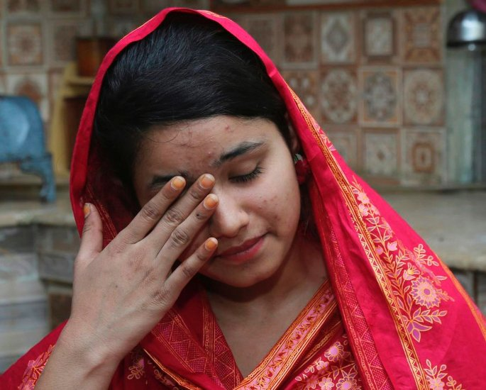 Are the Struggles of Pakistani Women being Heard? - woman