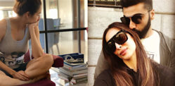 Arjun Kapoor teases girlfriend Malaika's 'The Thinker' Photo