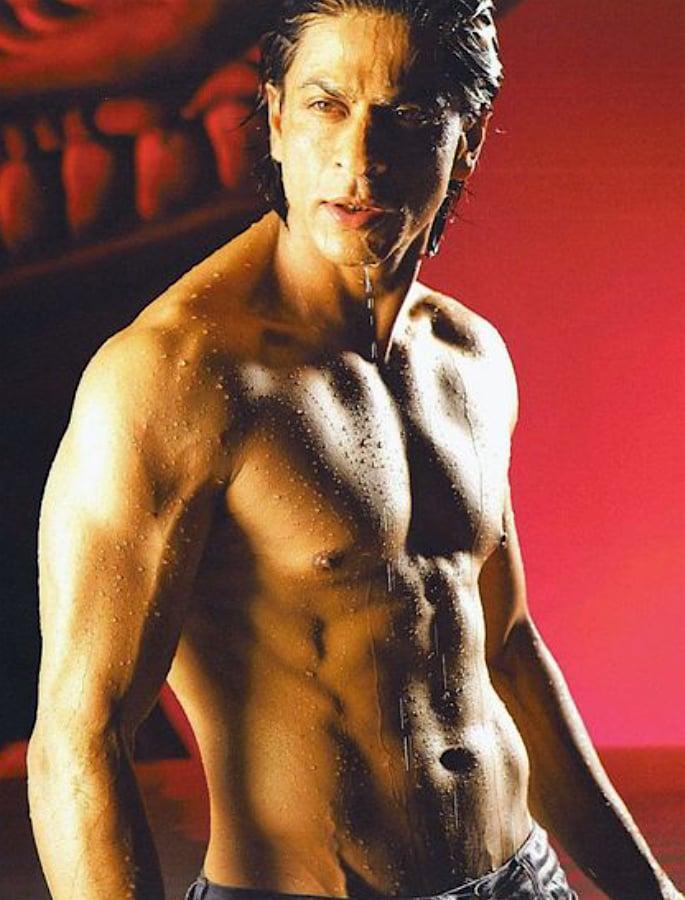आर्यन खान ने एक बार अपना आपा खो दिया था और 'बीट अप ए गर्ल' - srk