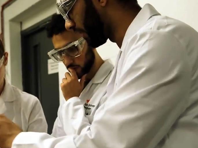 Aston University BAME Students - experiment