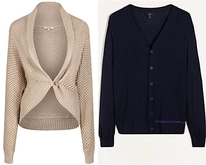 Best Loungewear Ideas to Wear during Lockdown - cardigan