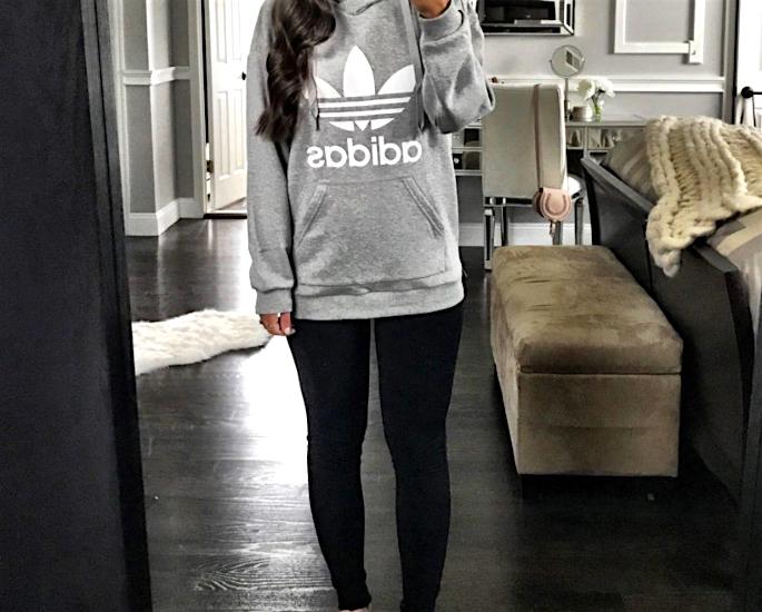 Best Loungewear Ideas to Wear during Lockdown - hoodie