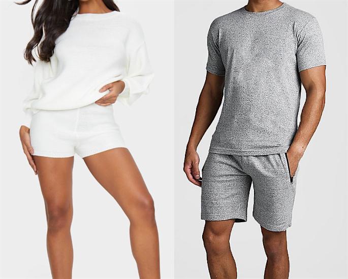 Best Loungewear Ideas to Wear during Lockdown - shorts
