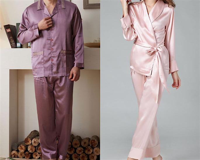 Best Loungewear Ideas to Wear during Lockdown - silk