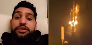 Boxer Amir Khan questions Coronavirus link to 5G conspiracy f