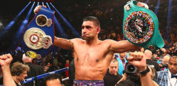 Boxer Amir Khan questions to Quit or 'Fight Again'?