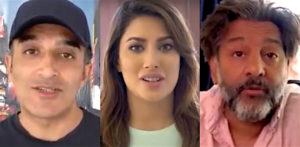 British Asian Stars give out Important COVID-19 Messages f
