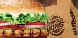 Burger King Delivery Man stopped by Indian Police