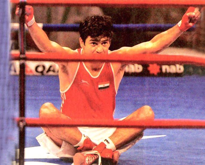 COVID-19 Frontline Heroes: Success of 5 Indian Athletes - Akhil Kumar 1.jp