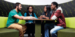 Careers & Support at Aston University for BAME Students