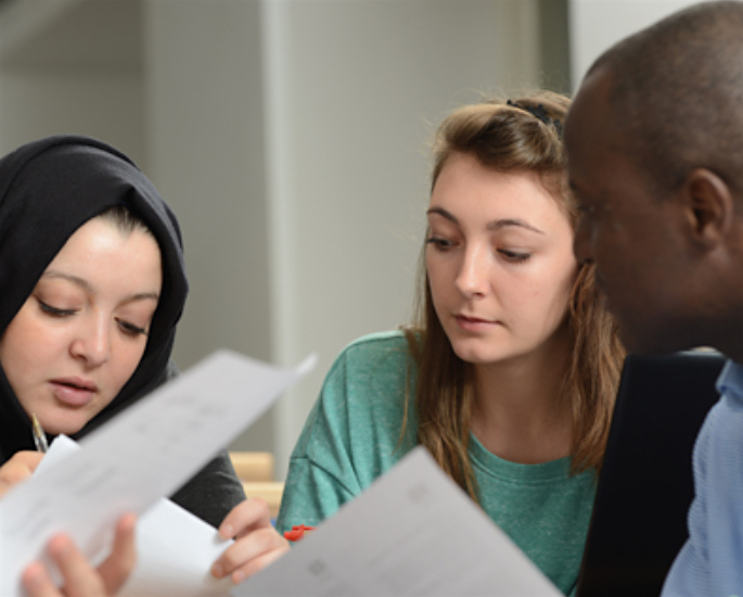 Careers and Support at Aston University for BAME Students - tutor