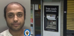 Cashpoint Robber who Targeted a Woman jailed