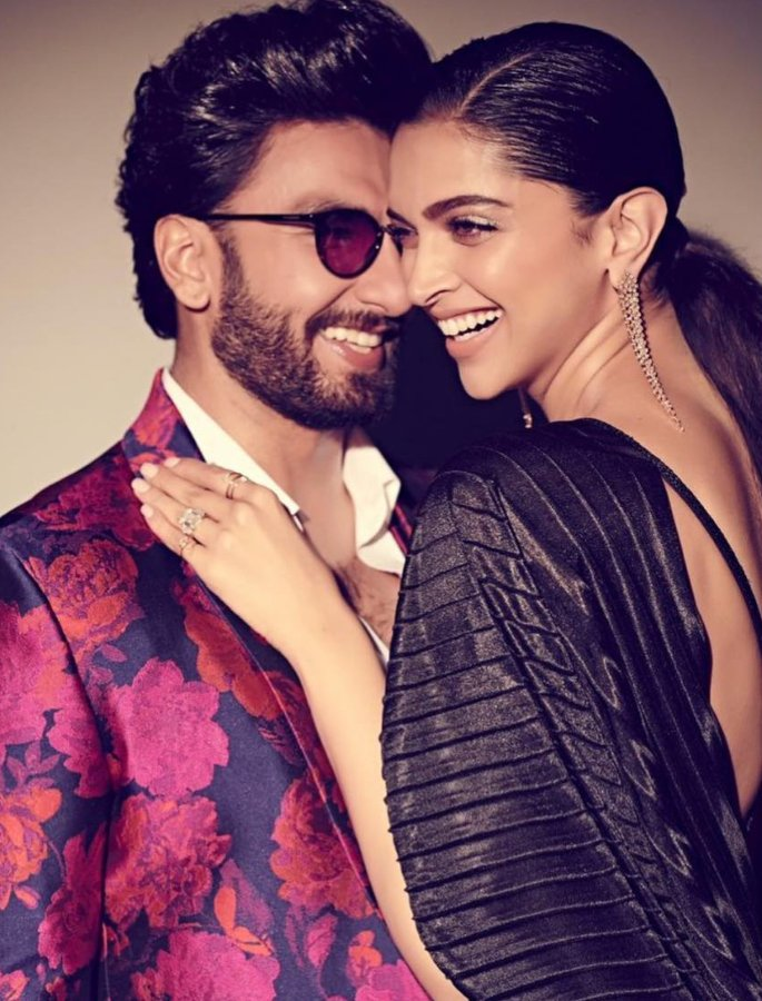 Deepika Padukone says She initially didn't want to 'Commit' to Ranveer - smiles