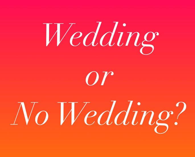 Desi Bride & Groom Outfit Dilemmas for 2020 - no wedding